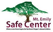 Mt. Emily Safe Center logo