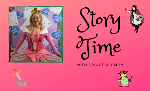 Click for Story Time with Princess Emily