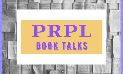 Click here for Book Talks