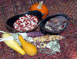 traditional corn and other foods