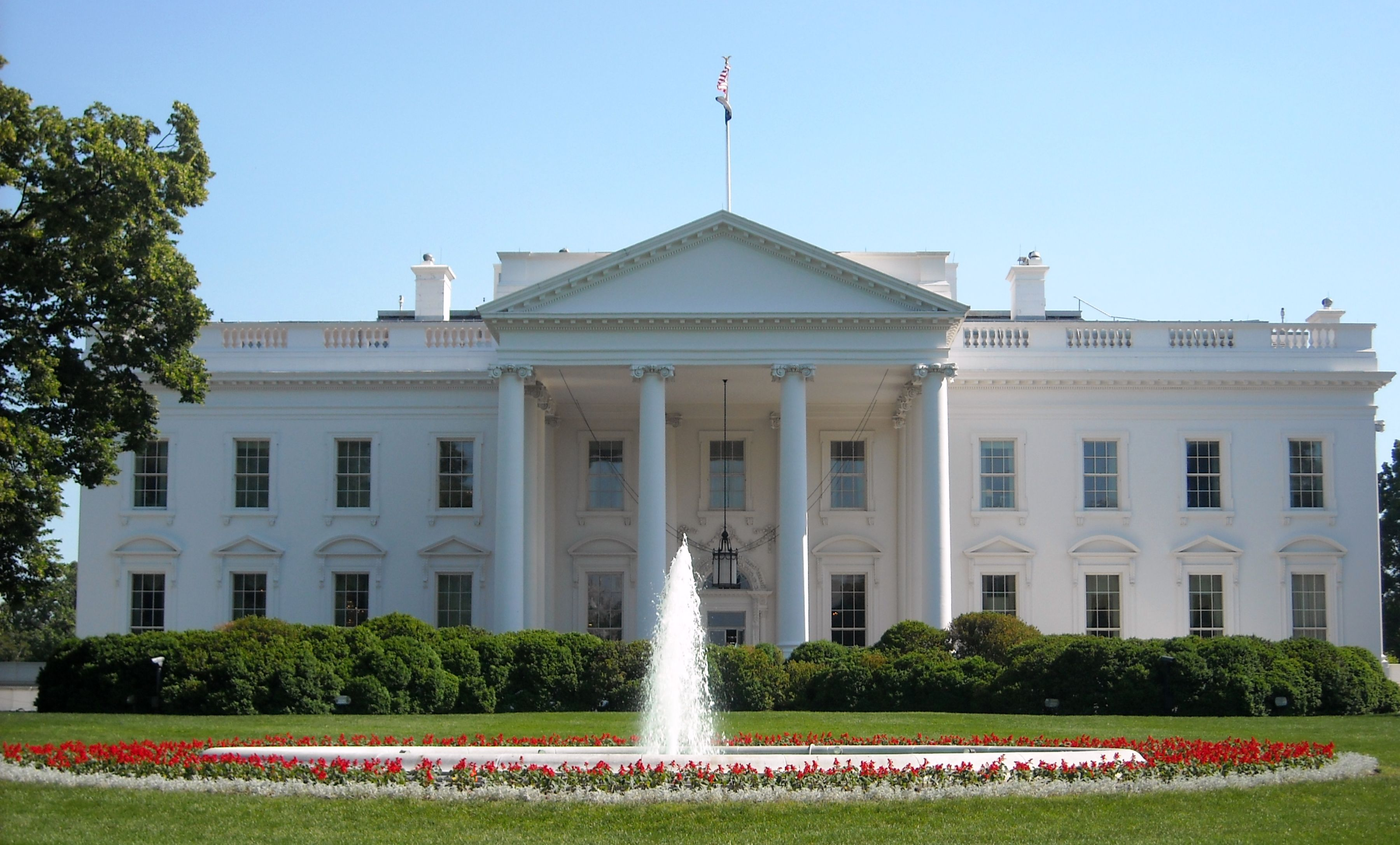 Official Website of the White House
