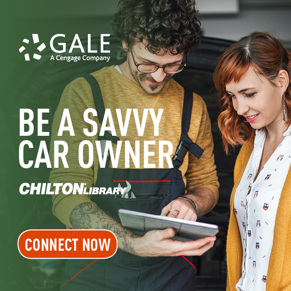 Click Here to access the Chilton Database and find more information on caring for your vehicle.