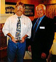 Knowlton Award Presentation Image