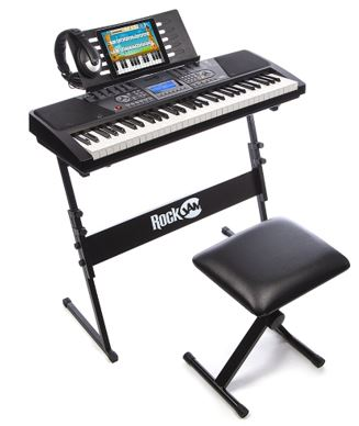 RockJam Electronic Keyboard