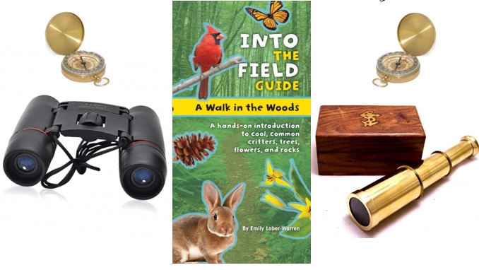 Nature Walk Kit (Juvenile W/Telescope)