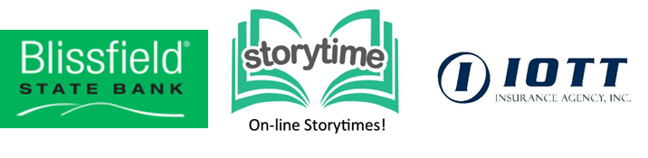 StoryTime and Sponsor logos