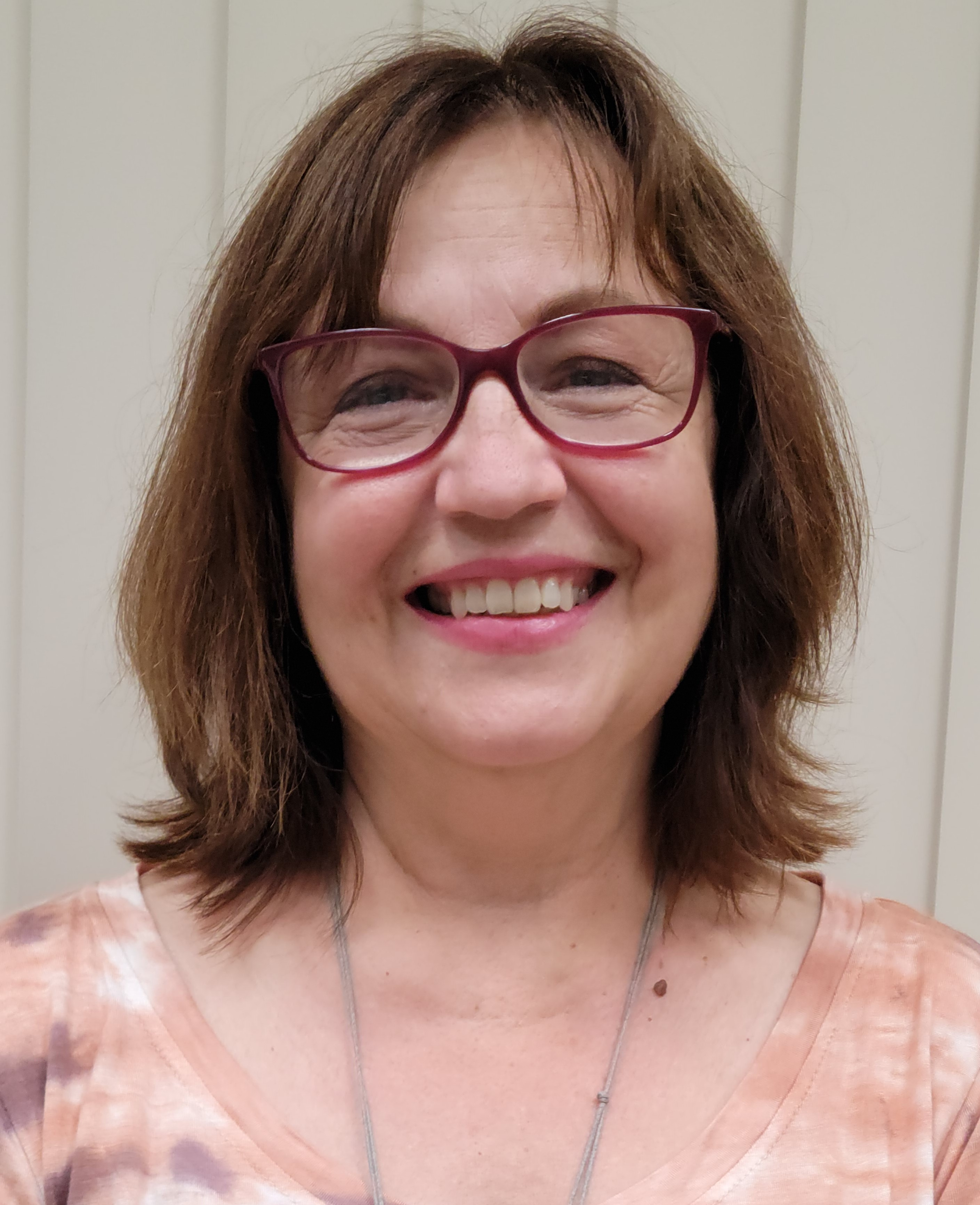 Picture of Library Board Member-At-Large Christine Burtle