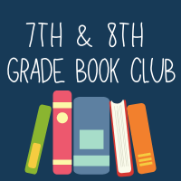 7th and 8th grade book club link