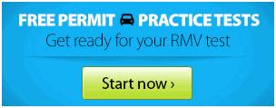 RMV Free Permit Test Start Now