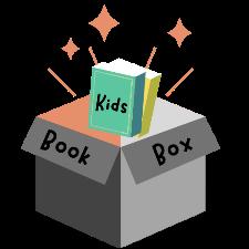 Kids Book Box logo
