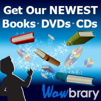 Get Our Newest Books / DVDs / CDs
