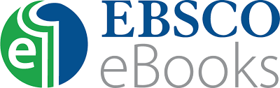 EBSCO ebooks logo. Image links to EBSCO Ebooks webpage.