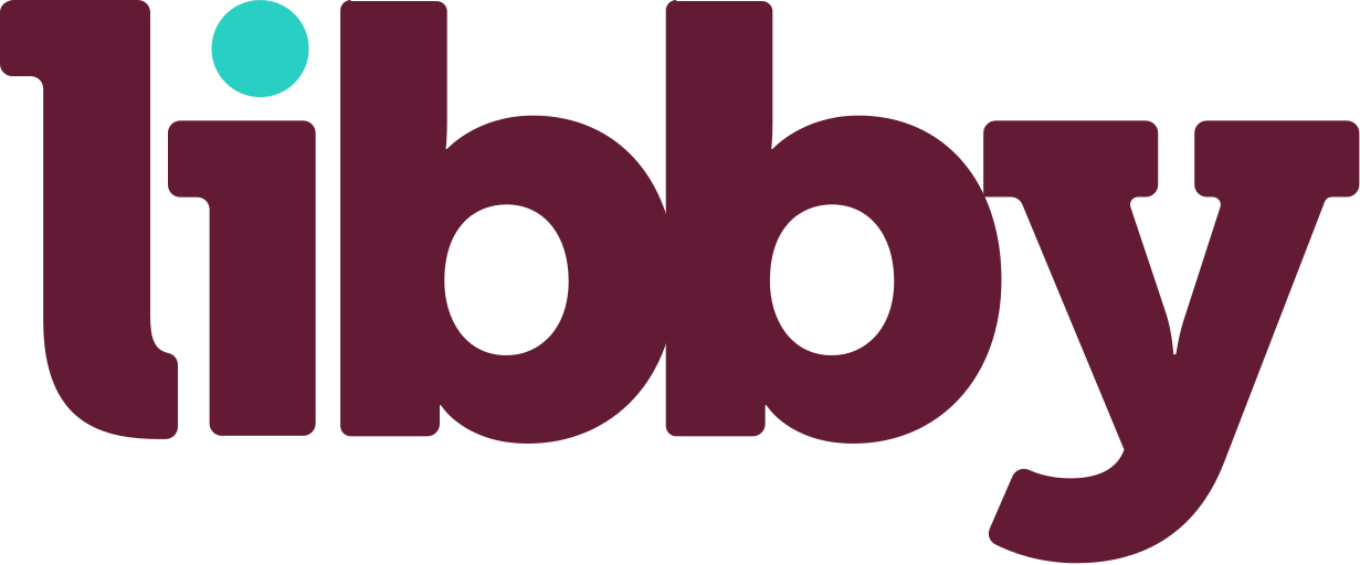 Libby's logo. Image links to instructions on how to download Libby.