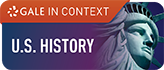 Gale in Context U.S. History. Image includes link to login page.