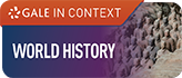 Gale in Context World History. Image includes link to login page.