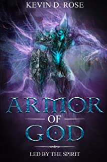 Book cover for Kevin Rose's Armor of God: Led by the Spirit book.