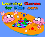 Learning Games for Kids graphic logo