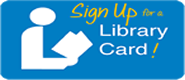library card signup image