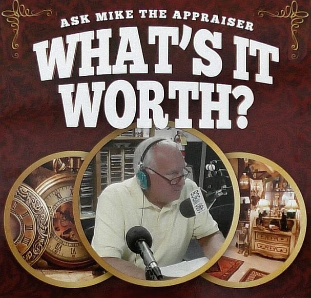 What's It Worth? Antique Appraisal
