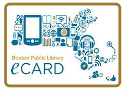 Boston Public Library eCard image
