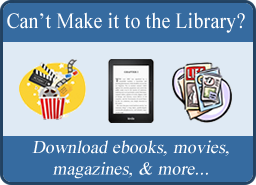 Access to digital services, ebooks, movies, audiobooks and more