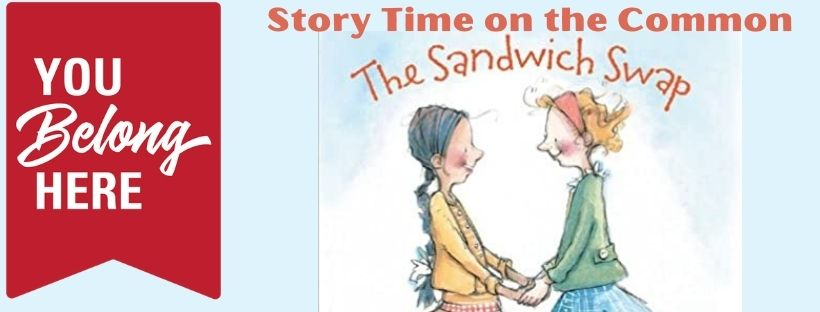 The Sandwich Swap Story Time