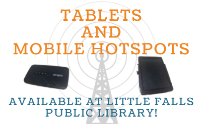 Mobile Hotspots and Tablets logo
