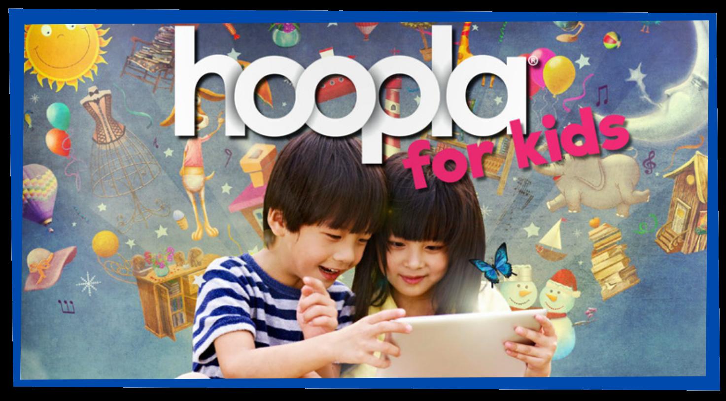 Hoopla for kids kink