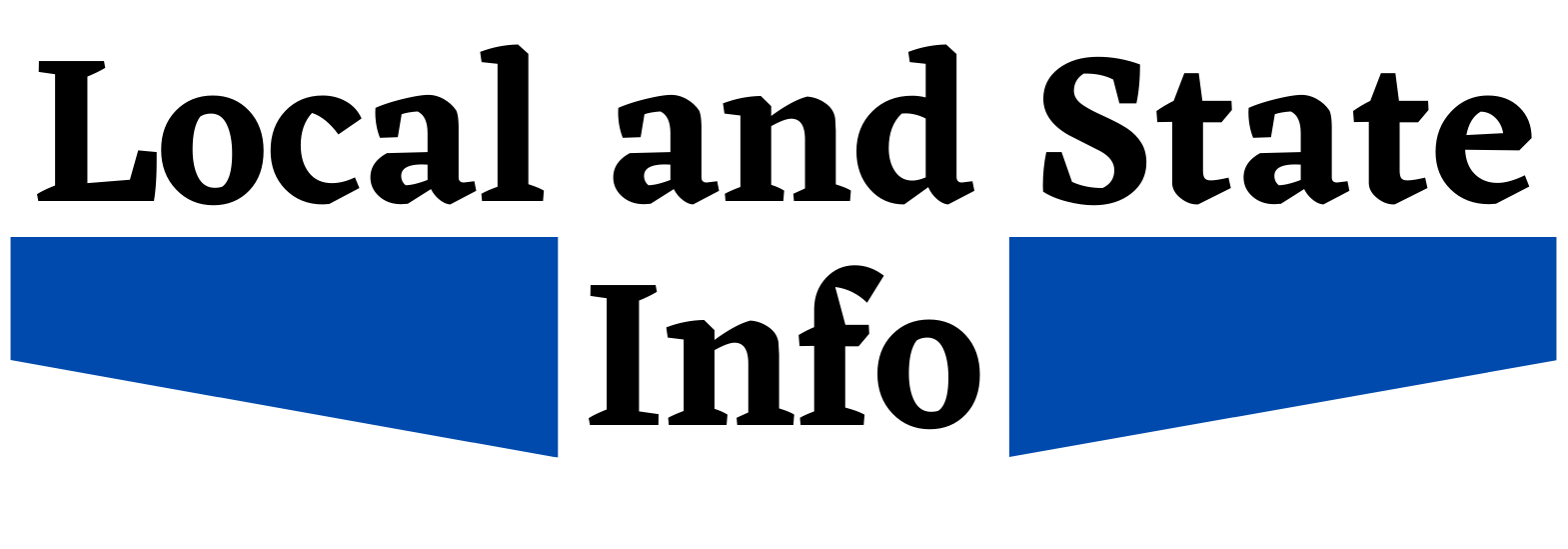 State and Local Info banner