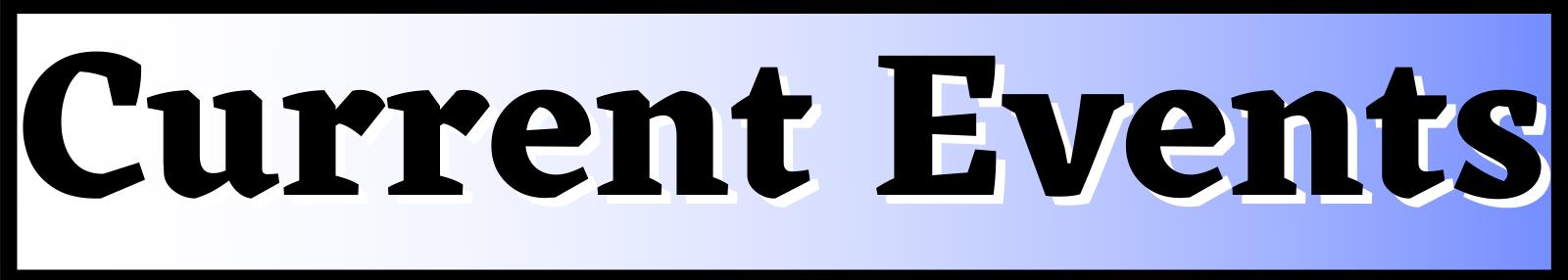 Newsbank Current Events link