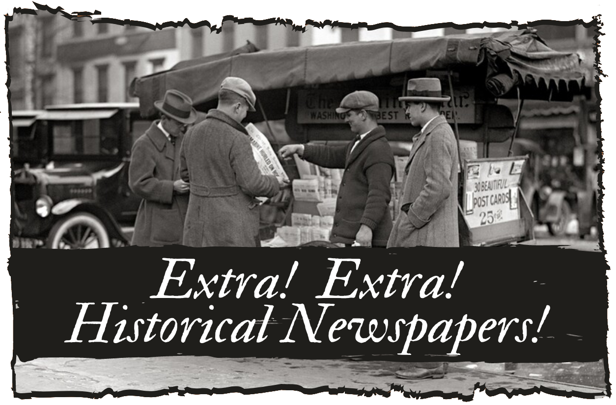 Historical Newspapers link