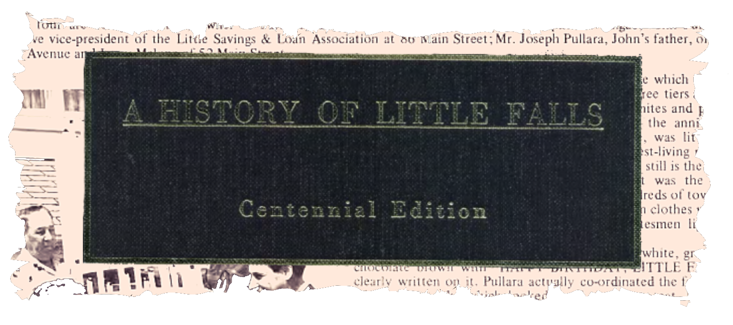 History of Little Falls graphic