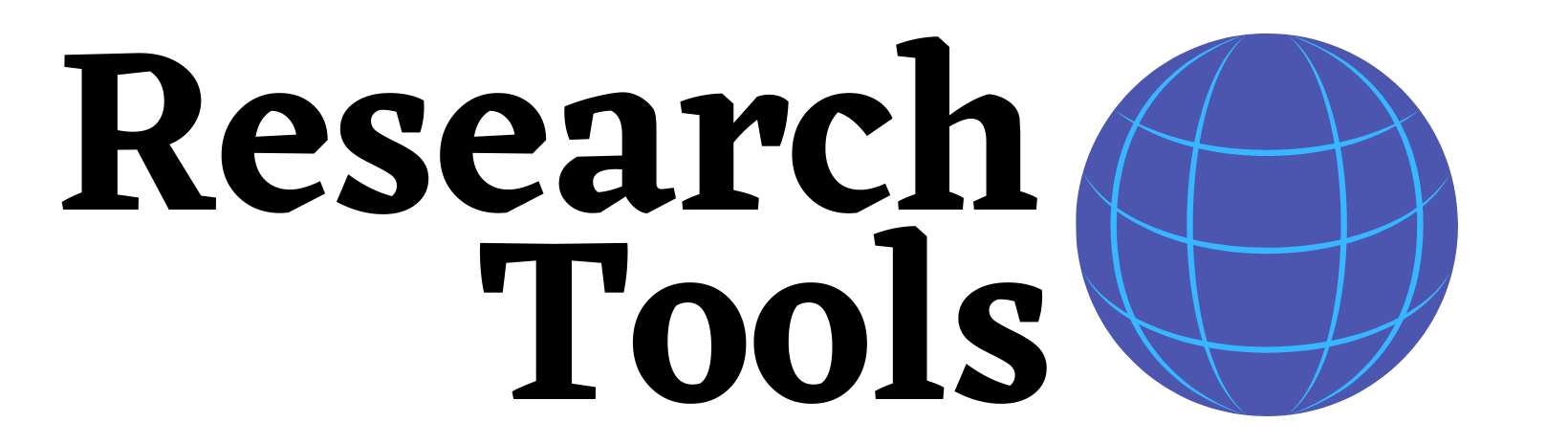 Research tools banner
