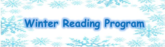 Winter Reading Program