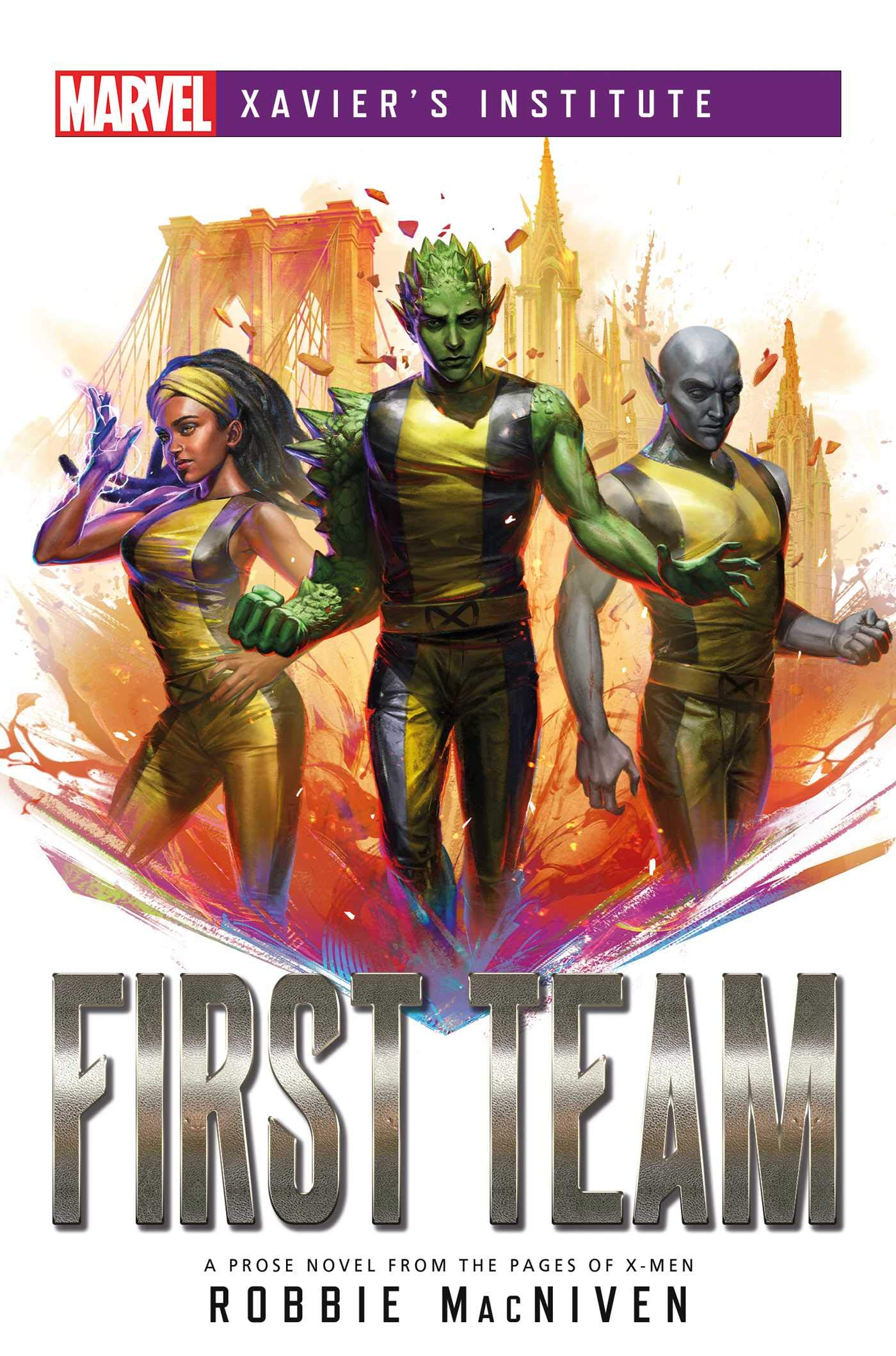 First Team by Robbie MacNiven