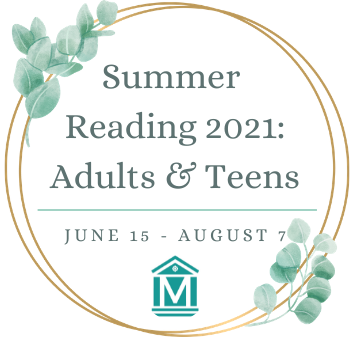 Summer Reading: Adults and Teens Image