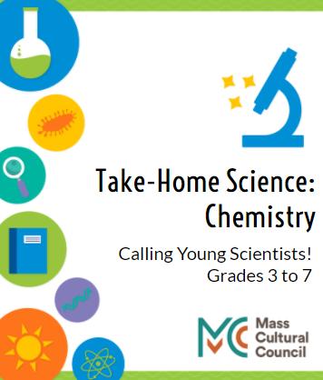 Take-Home Science Chemistry Flyer