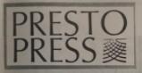 The Presto Press Image
