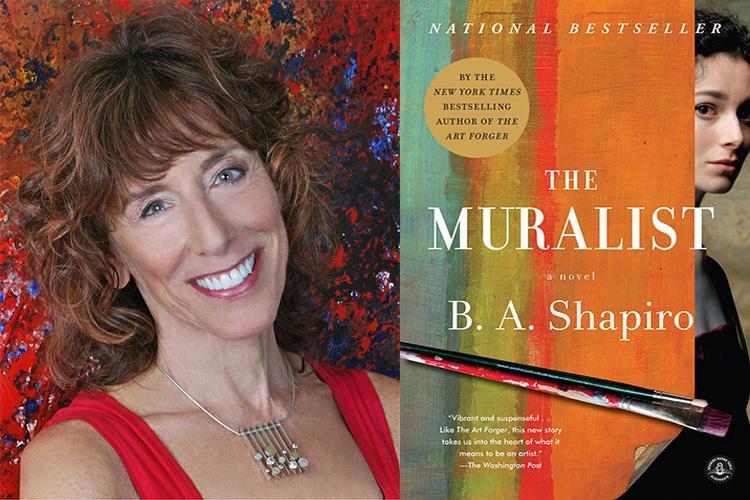 BA Shapiro: The Muralist