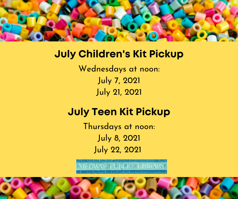 Kit schedule 7/21 call 5085333217