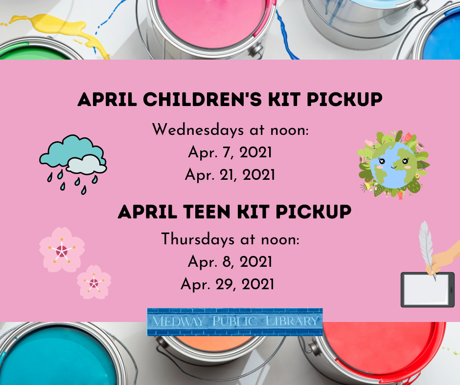 April kit schedule