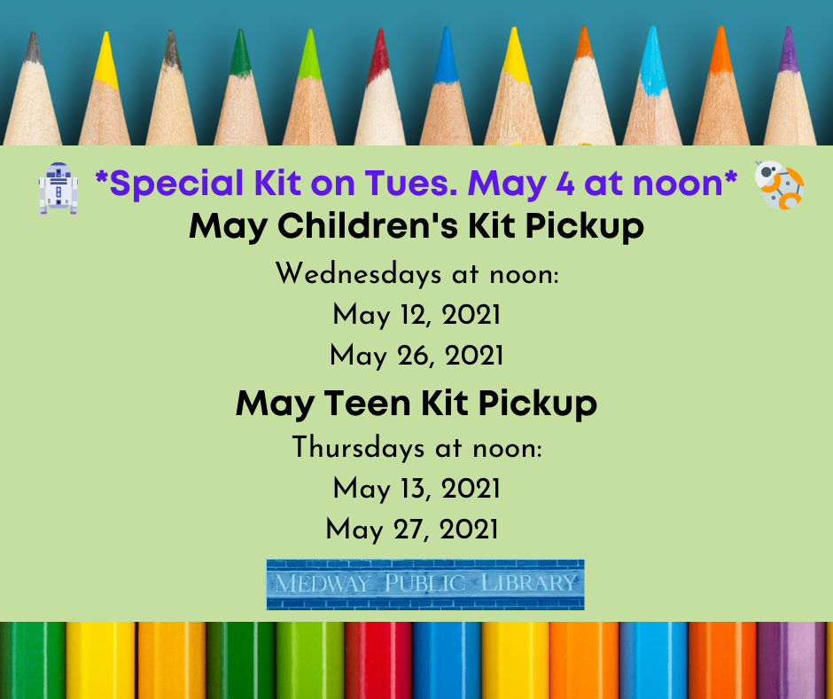 Kit schedule 5/21 call 5085333217