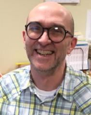 Photograph of John Palmer, Bookkeeper