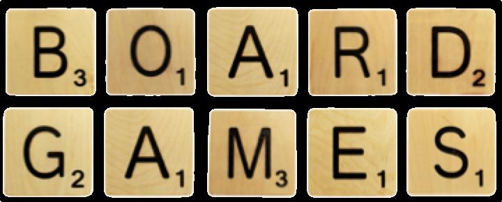 Scrabble Tiles, spelling out