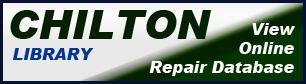 Chilton Library Automotive Repair Database