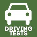 Link to online driving test
