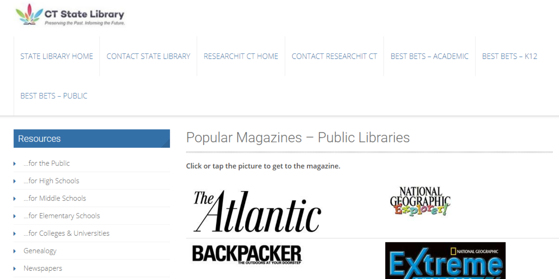 Magazines with ResearchIT