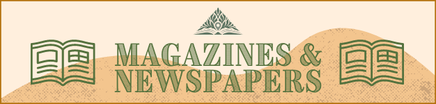 Newspapers and Magazine Banner