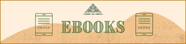 Ebooks Banner