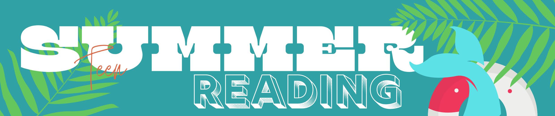 Teen Summer Reading Banner